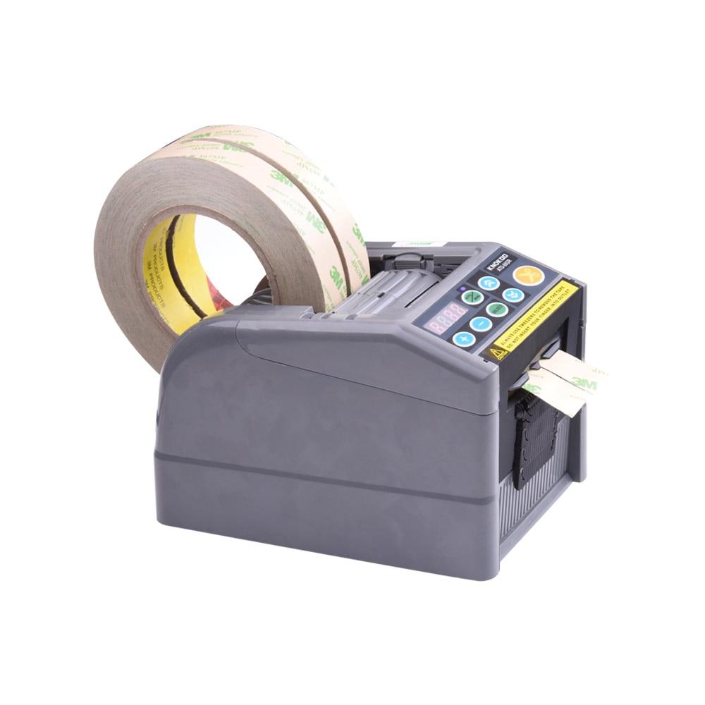 Knokoo ATD-60GR التلقائي الشريط موزع الكهربائية التعبئة الشريط القاطع آلة مع وظيفة الذاكرة