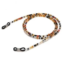 1pc fashion sunglasses strap glasses hanging acrylic beads chain fashion spectacles holder neck cord glasses eyeglass chains