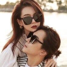 RMM Brand Designer Big round cat eye Sunglasses Women Luxury Plastic Sun Glasses Classic Retro Outdo