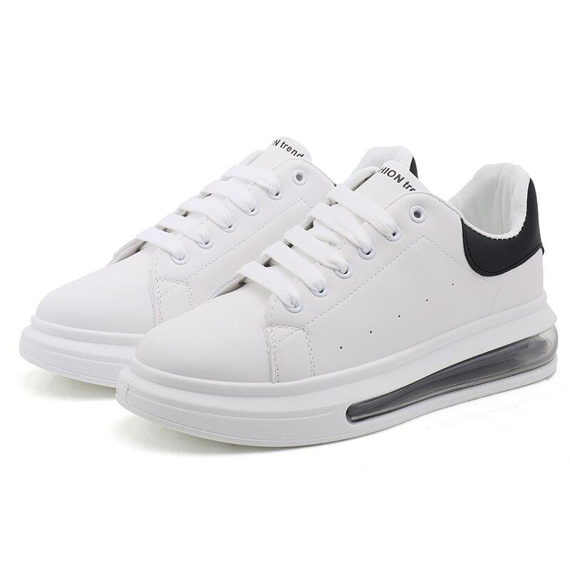 حذاء رجالي كاجوال حذاء أبيض حذاء رجالي موضة أحذية رياضية شارع كول الرجال حذاء مسطح الأحذية zapatos دي hombre أحذية مشي