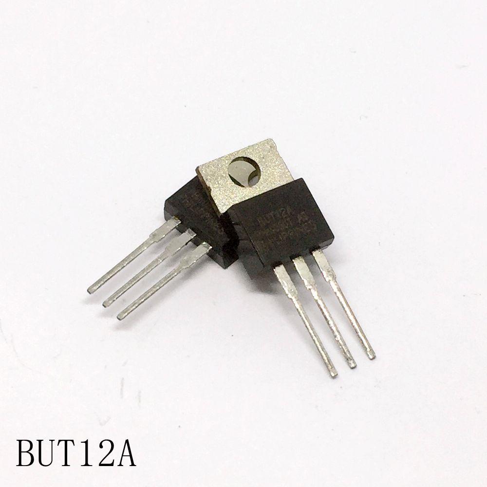 Transistor BUT12A BUT11A BUL1203E 2SC2334 2SD401 KTB989 KTC2016 KTD2059-Y-220 10 unids/lote