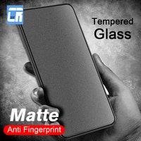 anti fingerprint matte tempered glass for oppo a72 a53 a3 a7x a9 a5 screen protector reno z 2z 2f realme gt neo 5 x2 pro film