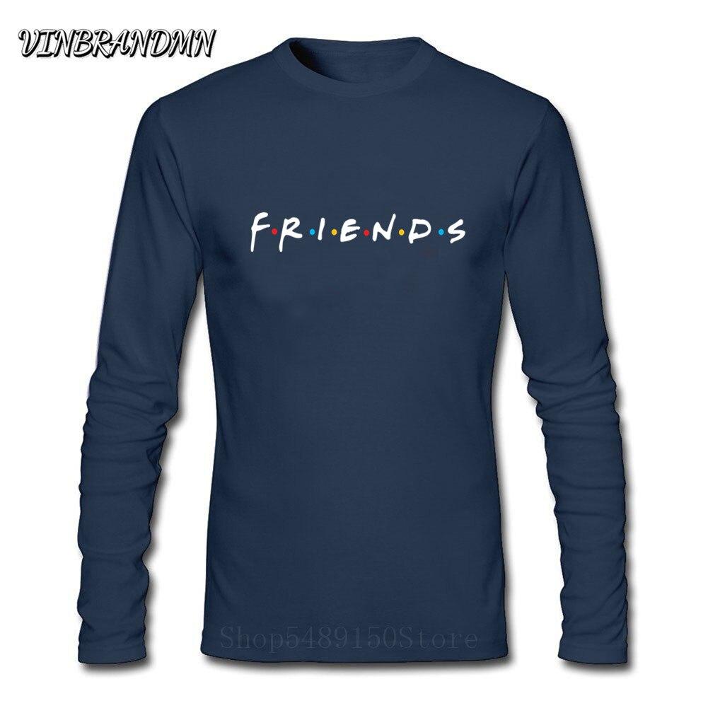 Camiseta Cool Friends para hombre, regalo de cumpleaños, Camiseta impresionante con letras...
