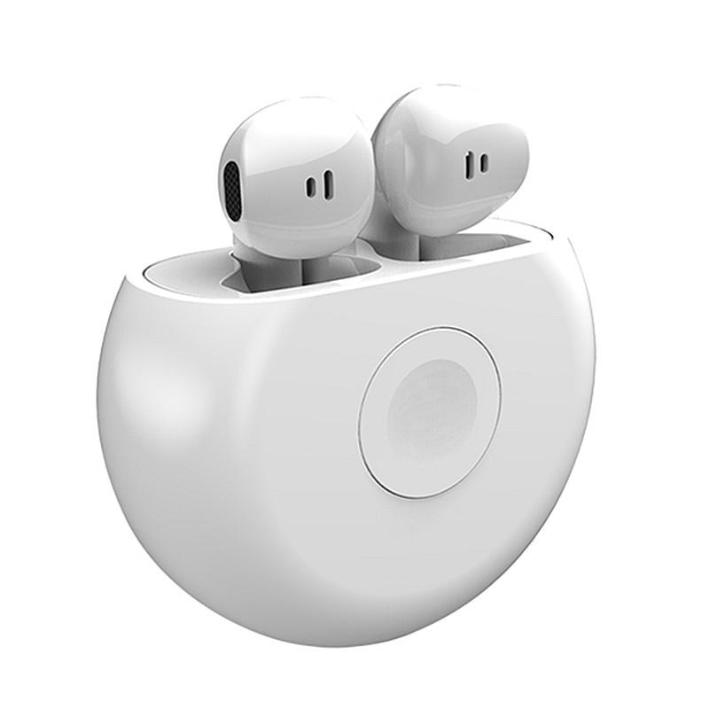 Auriculares inalámbricos F2 TWS con Bluetooth, auriculares estéreo con graves Binaural HD, Auriculares deportivos para Xiaomi Huawei