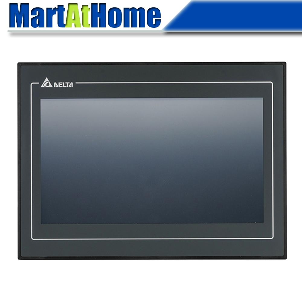 DELTA DOP-110CS estándar 10,1 pulgadas TFT Panel táctil HMI Humano Máquina interfaz 2 puertos COM 256 MB USB