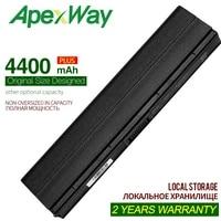 ApexWay 11 1 v 4400MAh Laptop Akku Fur Asus A31-F9 A32-F9 F9 F9DC F9E F9F F9J F9S Z53 F6 F6E f6A F6K F6K54S-SL