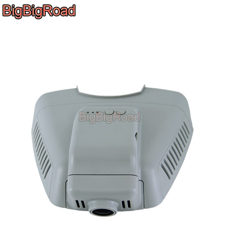 BigBigRoad Wifi Car DVR Dash Cam Camera For Mercedes Benz C series CLS 300 W204 C180 C200 low Version 2010 2011 2012 2013 2014