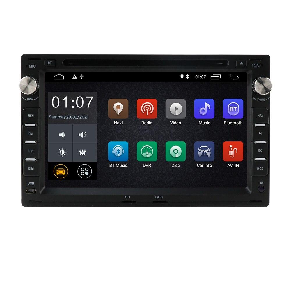 Radio multimedia con android para coche, Radio con 2Din, 2 GB de...