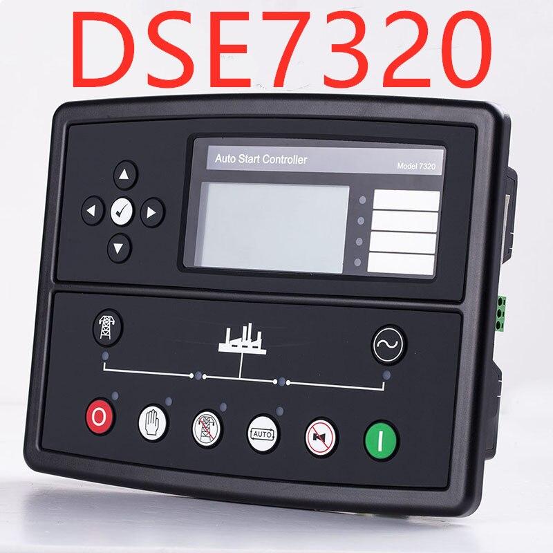 Auto Controller DSE7320 Vervanging Dse 7320 Amf Ats Generator Alternatror Genset