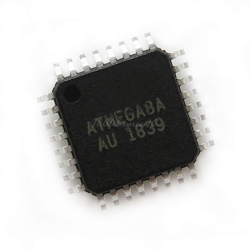 2 pcs/lot ATMEGA8A-AU ATMEGA8A TQFP-32 En Stock
