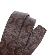 belt male fashion leather belt men male genuine leather strap luxury pin reversible buckle men's bel