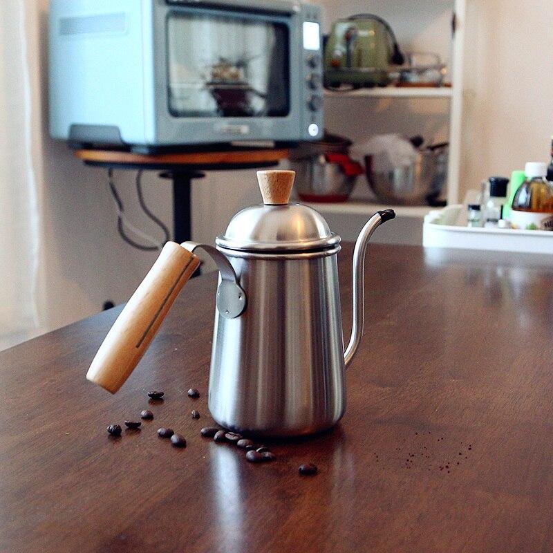 مستلزمات قهوة غلاية المطبخ القهوة Percolator المطبخ أدوات القهوة القهوة الفولاذ المقاوم للصدأ كافتيرا المنزلية Eg50cf
