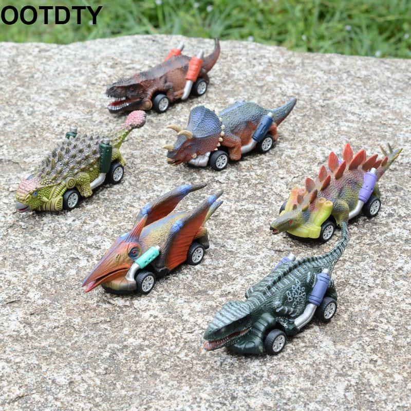 Машинки-Динозавры, игрушки, динозавр родстер, сувениры для вечеринки, динозавр, игрушка, монстр, гоночный картинг, подарки, товары на день ро...