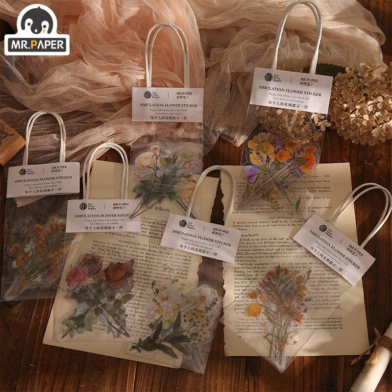 il-sig-di-carta-6-stili-10pcs-pianta-floreale-pet-adesivi-etichetta-decorativo-scrapbooking-fai-da-te-uso-quotidiano-adesivi-adesivi-da-imballaggio-del-regalo