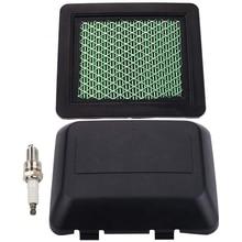 Air Filter Cleaner Cover Spark Plug for Honda GCV135 GCV160 Engine Motor Pressure Washer Push Lawn Mower Engine