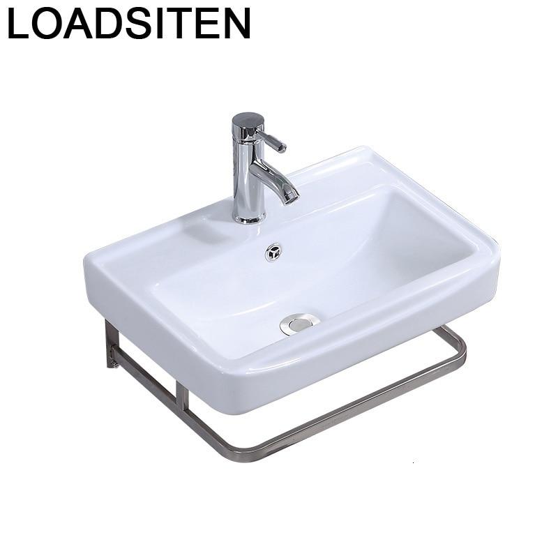 Umywalka Pia Para tazón baño Bassin Bacia De Lavagem Wastafel Sobre Encimera Cuba Banheiro baño Lavabo