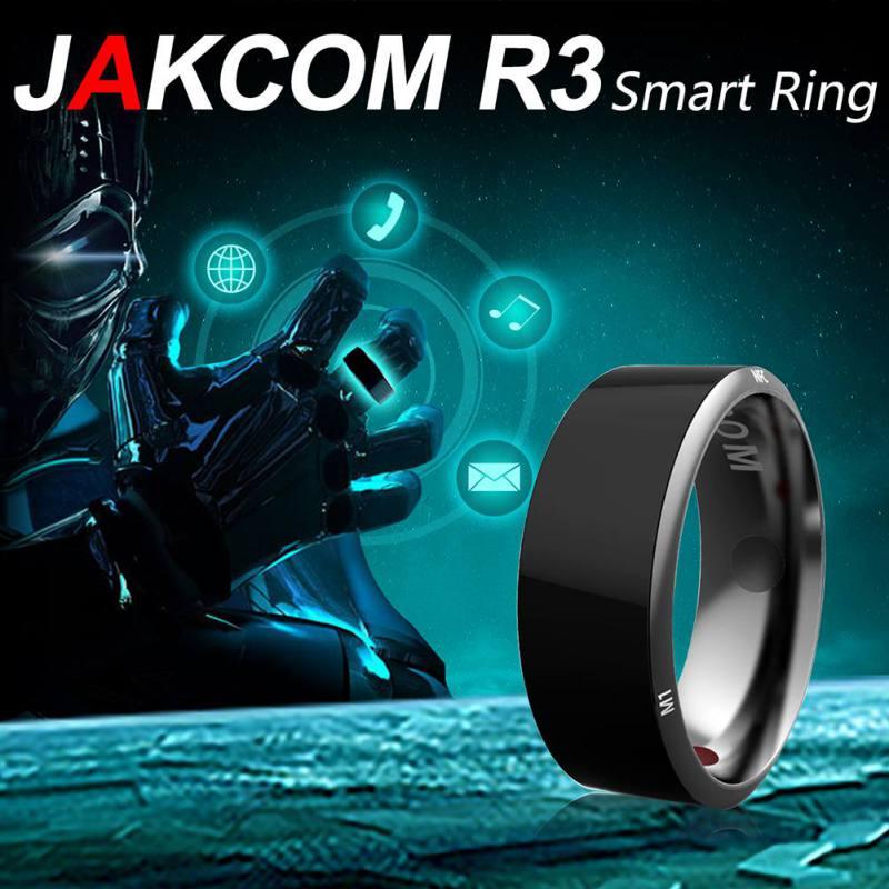 Ropa de anillo inteligente Jakcom R3 R3F Timer2 (MJ02) la tecnología dedo mágico NFC anillo para Android Windows NFC teléfono móvil A07