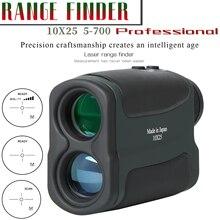 boshnell 10-25 Laser Distance Meter 700M Laser Rangefinder 10x Monocular hunting  range finder telescope finder scope
