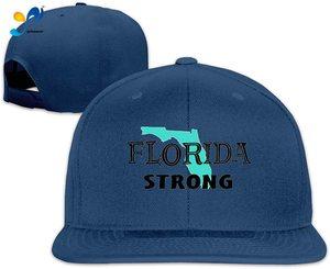 Yellowpods Florida Strong Florida State Men's Relaxed Medium Profile Adjustable Baseball Cap