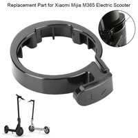 electric scooter safety buckle non slip folding ring buckle durable m365 scooter replacement folding accessories