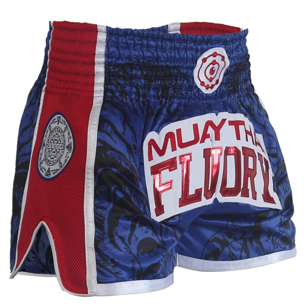 Шорты для бокса FLUORY muay Thai, свободные боевые, боевые, Смешанные боевые искусства, тренировочные, для бокса