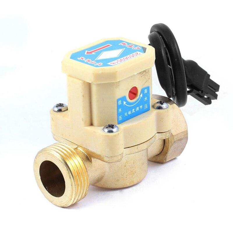 "Interruptor de bomba 26mm, 3/4 ""PT Conector de rosca, 120W, Sensor de flujo de agua"