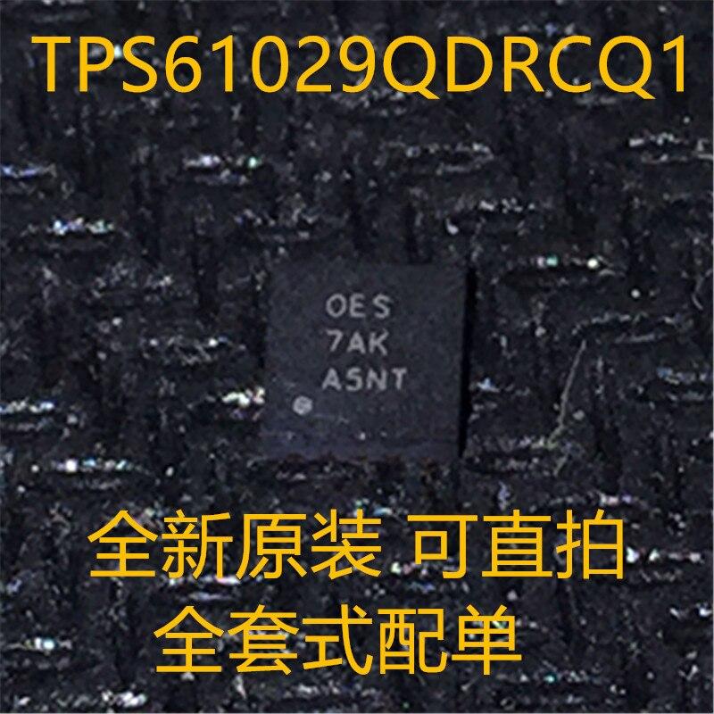 100% novo & original TPS61029QDRCRQ1 TPS61029QDRCR TPS61029 OES QFN10