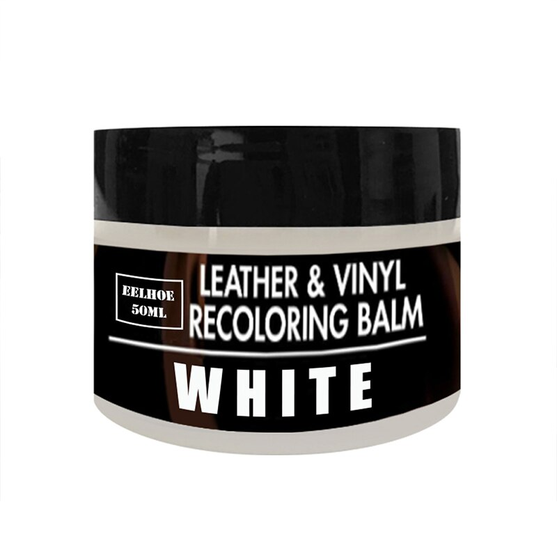 Car Leather Cleaner Car Seat Repair Cream Leather Restaurant Repair Tool Car Cleaning Finishing Cream Leather Renovation
