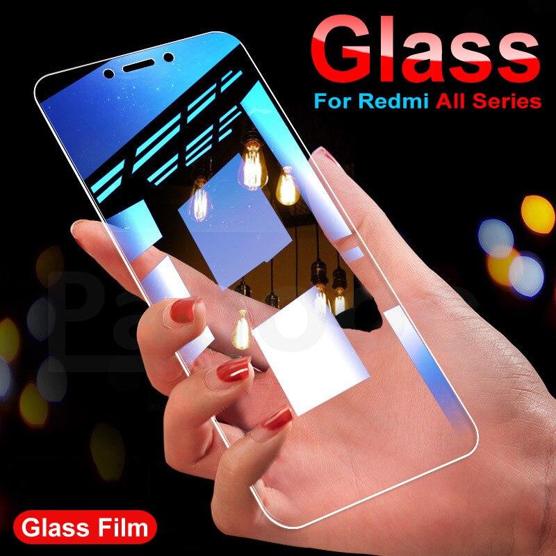 9H закаленное стекло для Xiaomi Redmi 4X 4A 5 5A 5 Plus 6 6A 7A Redmi Note 4 5 6 Pro Защитная пленка для экрана HD