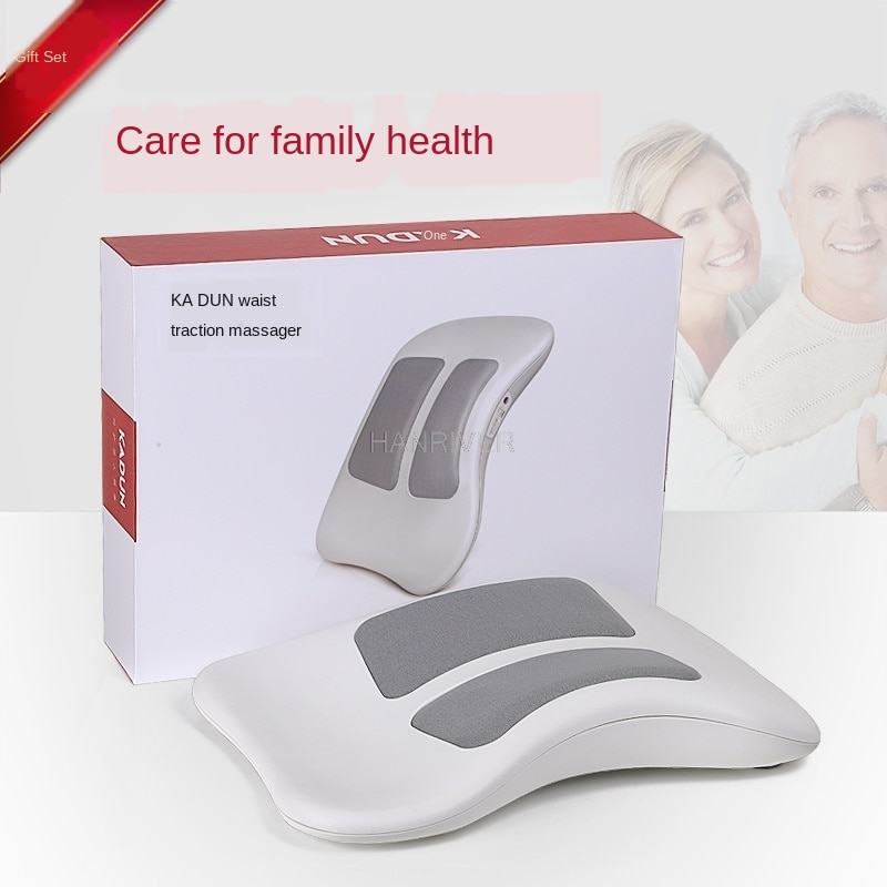 Waist Massager Neck Shoulder Multifunctional Lumbar Spine Physiotherapy Hot Compress Waist Pain Instrument Corrector Home enlarge