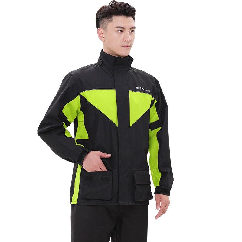 Waterproof Nylon Raincoat Jacket Suit Poncho Travel Raincoat Fashion Long Jas Hujan Moto Raincoat Jacket BA60YY enlarge