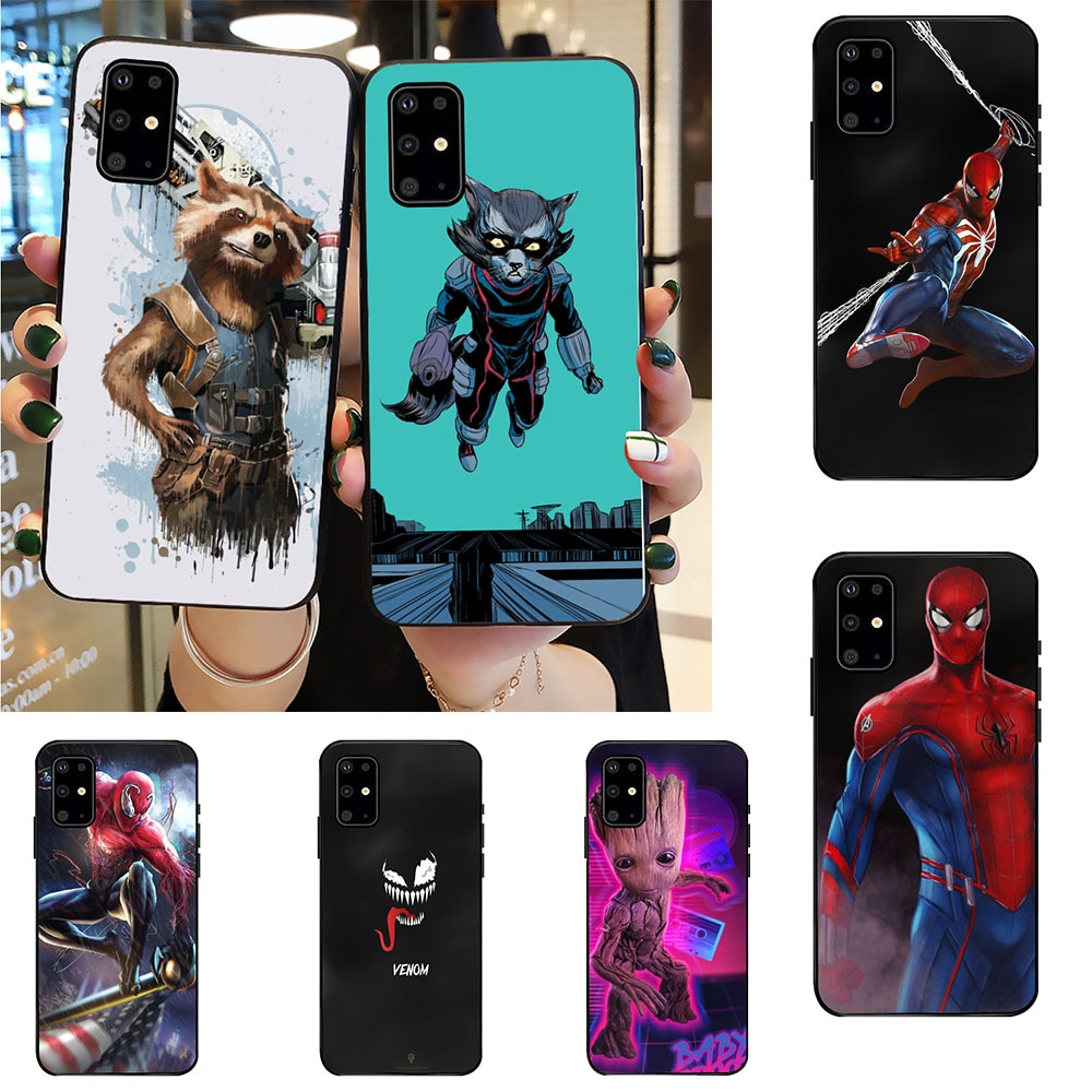 Galaxy S21 Ultra Phone Case for Samsung Galaxy S21FE S21PLUS S21ULTRA S20 S10 S9 S8 Plus Cover Racco