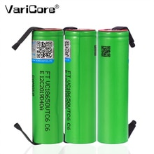 VariCore VTC6 3,7 V 3000 mAh 18650 литий-ионная аккумуляторная батарея VC18650VTC6 батареи + DIY никелевые листы