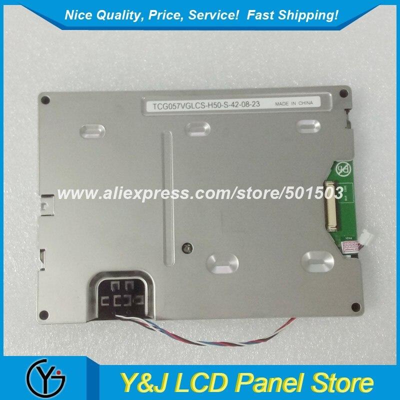 "TCG057VGLCS-H50 TCG057VGLCS-H50-SA 5.7 ""640*480 WLED TFT-LCD Display Panel"