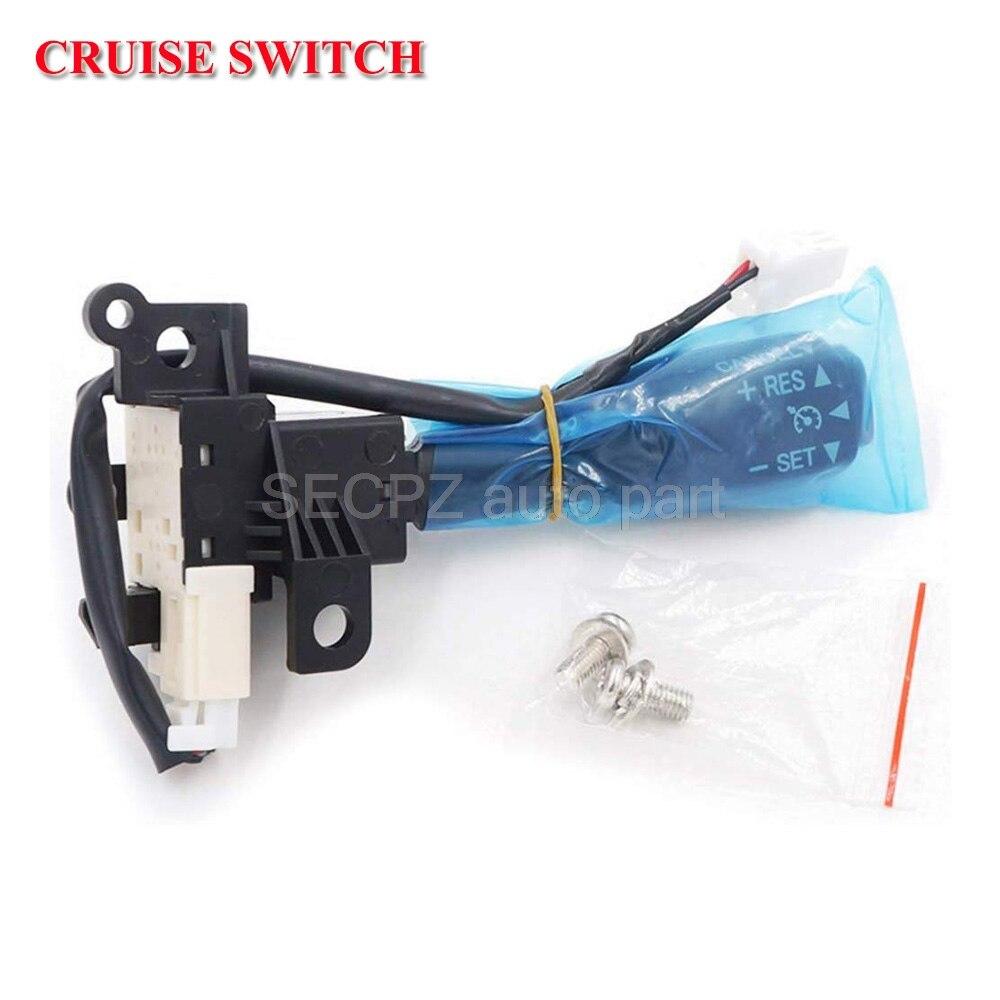Interruptor de Control de crucero Modo de velocidad de crucero 84632-34011 84632-34017 para Toyota ALPHARD HV VELLFIRE FORTUNER SCION TC