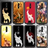 escanor seven deadly sins phone case for oppo a5 a9 2020 reno2 z renoace 3pro a73s a71 f11