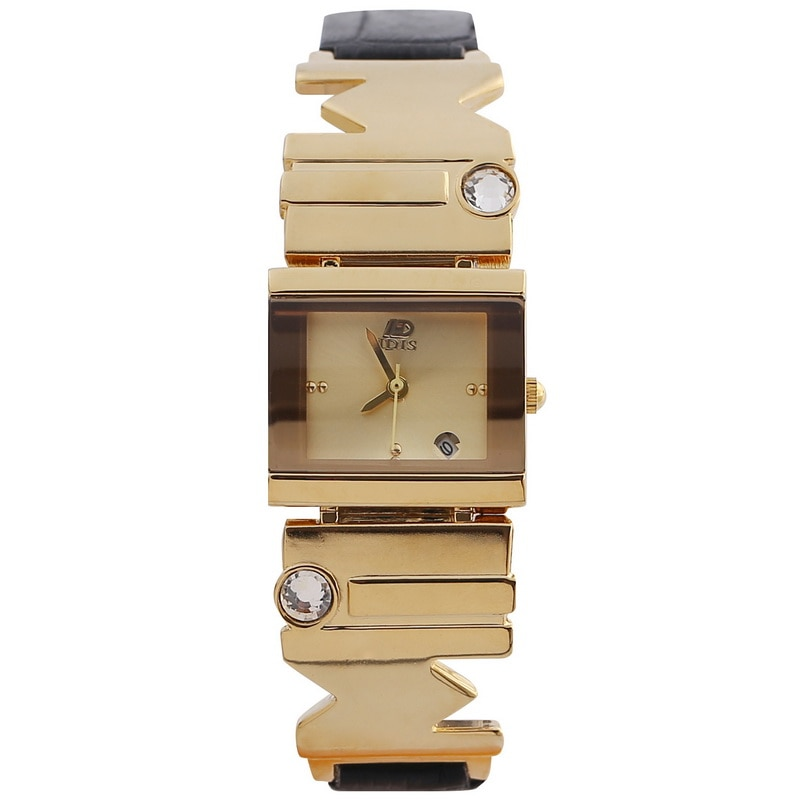 2020 new Idis leather watch fashion designer Wristwatches Ladies student women watch enlarge