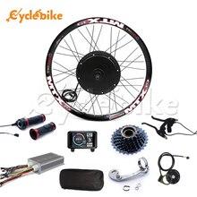 Système daffichage TFT 48v-72v 3000w kit de conversion de vélo électrique contrôleur sinewave 100km/h vitesse max