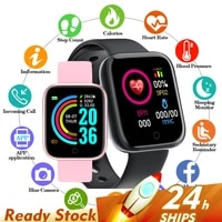 y68 wholesale smartwatch d20 sports watches fit watch blood pressure clock y68 smart watch android fitness tracker waterproof