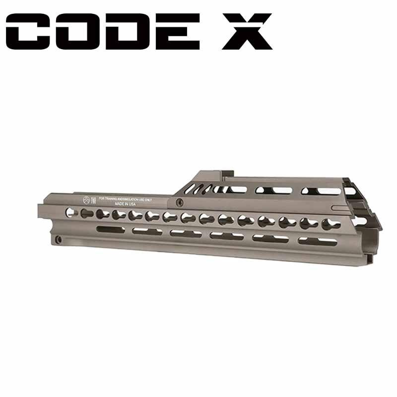 Código X bola de Gel voladura JinMing10 ACRDMR fishstone 15 pulgadas Tan Metal fishstone Gel Ball Toy Gun actualizado Toy gun