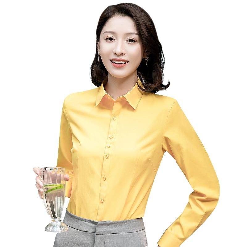 Популярная индивидуальная модная женская рубашка с длинным рукавом, персонализированная рекламная рубашка A73, верхняя одежда с принтом