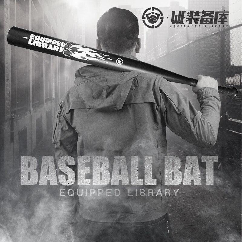 Бейсбольная бита, палка для самозащиты, бейсбольная бита, легированная сталь, автомобильная бита, легальное оружие для мужчин и женщин