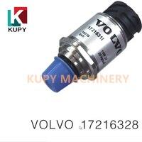 New 17216318 High Quality VOE17216318 17216318 EC210 EC290 EC360 High Pressure Sensor For Sale