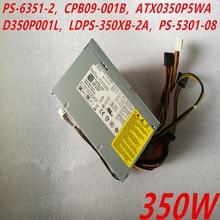 Nova FONTE de ALIMENTAÇÃO Para Dell 410 530 540 560 580 620 350W Power Supply PS-6351-2 CPB09-001B ATX0350P5WA D350P001L LDPS-350XB-2A PS-5301-08