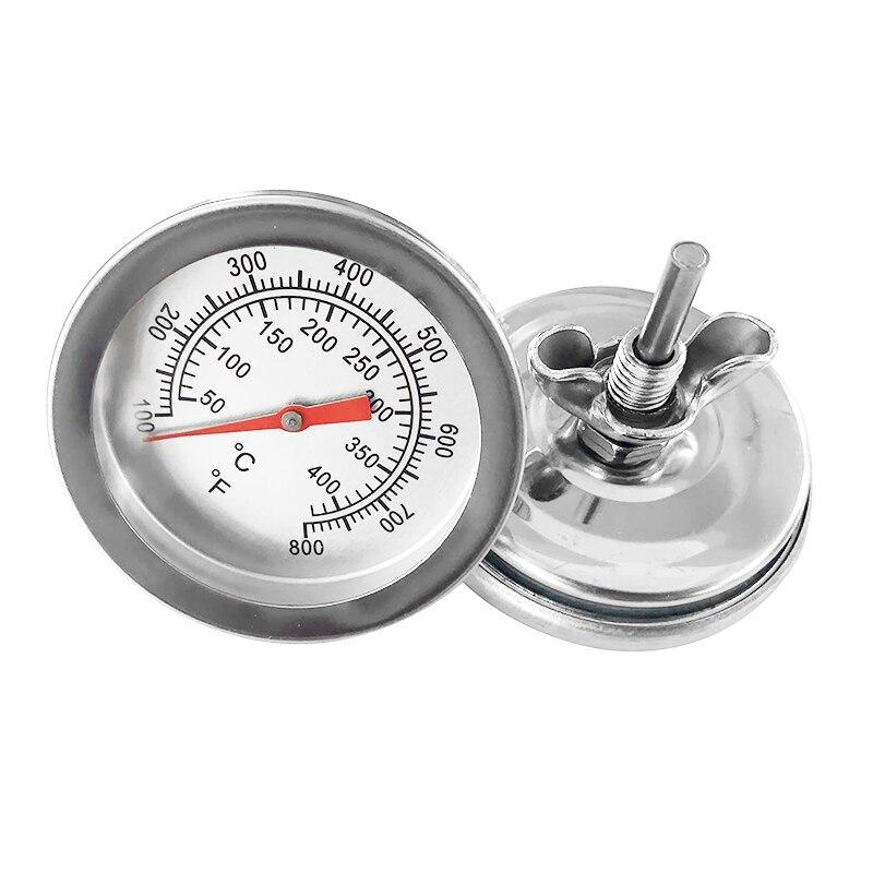 Бытовой термометр для барбекю, гриля, барбекю, 50 ℃ ~ 550 ℃