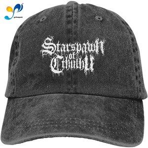 Starspawn of Cthulhu Commemorate Casquette Cap Vintage Adjustable Unisex Baseball Hat
