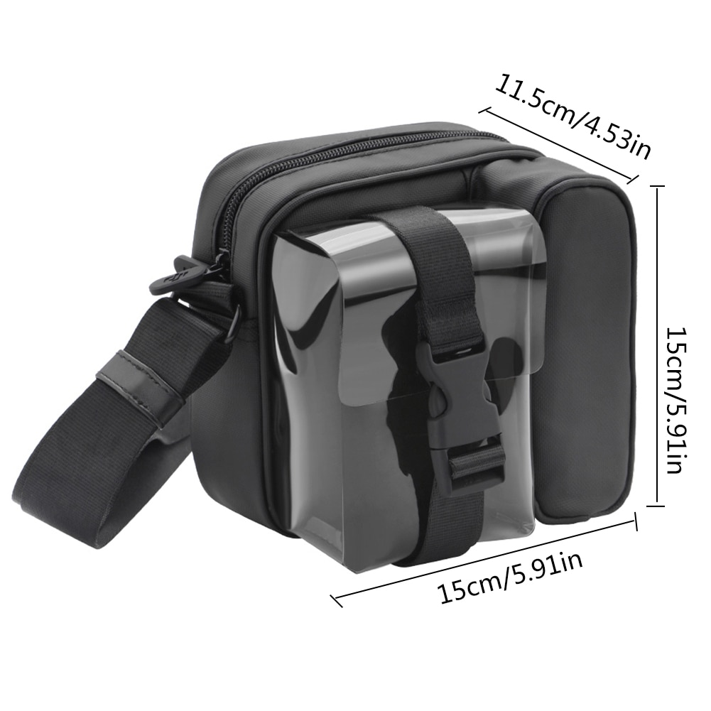 Drone Shoulder Bag Portable Storage Pouch Tote Travel Storage Bag Carrying Case For Mavic Mini Drone Quadcopter enlarge