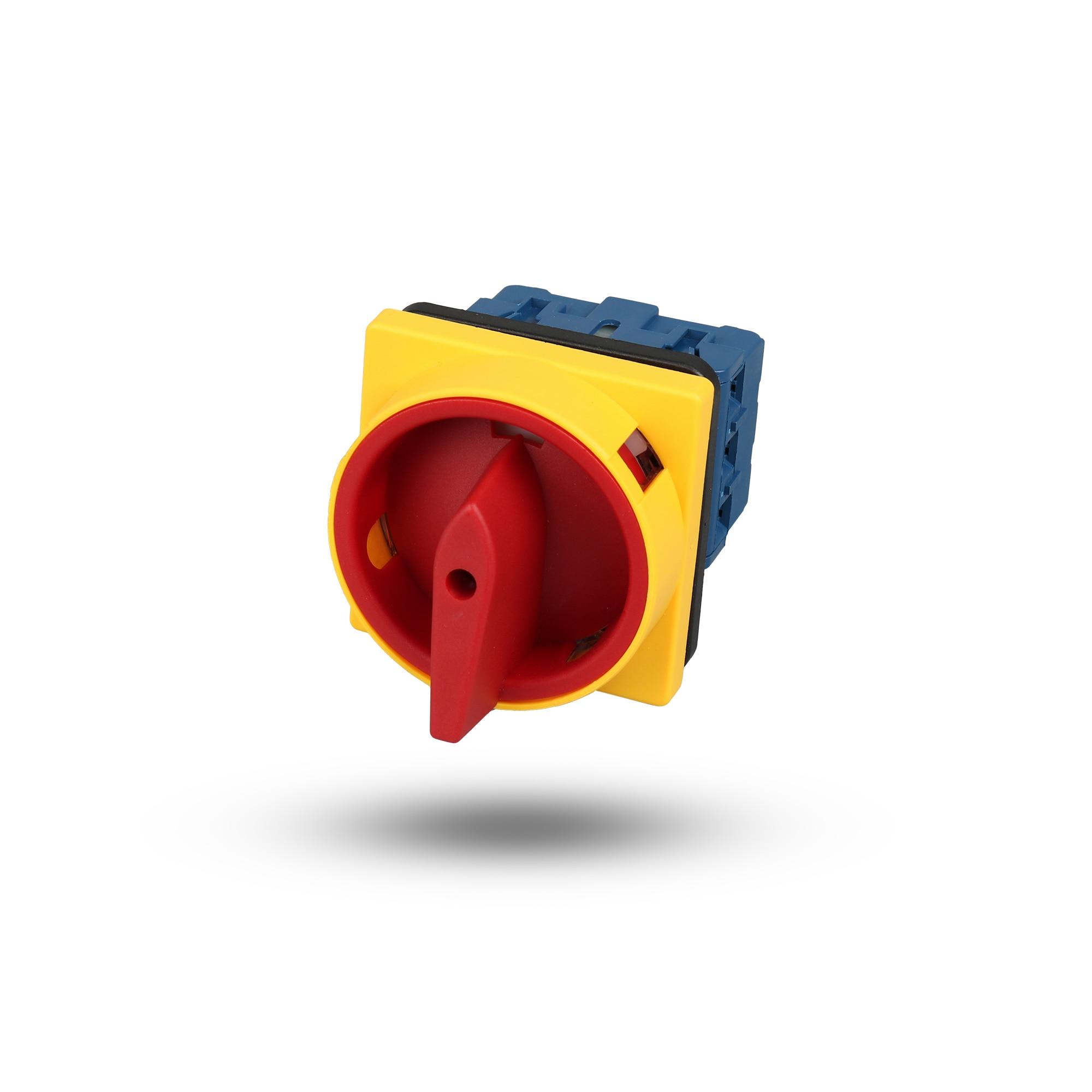 Interruptor de cámara Ue 440V con 20A aislar aislador interruptor de 3 polos (CE CCC TUV certificado) 300010