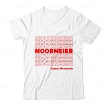 Payton Moormeier Merch футболка Moormeier футболка с графическим принтом