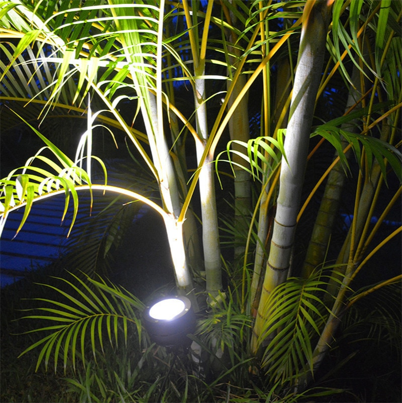 Outdoor Landscape Lighting Post Light Garden Lighting Lights Christmas for Country House Path Spotlight Floodlight 5w 10w 15w enlarge